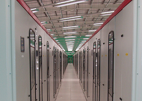 Typical EDS Data Centre